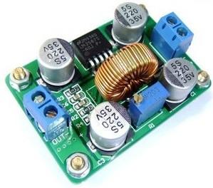 LM2587 high-power Modulo, terminal block DC-DC step-up Modulo, super lm2577 (peak 5A)