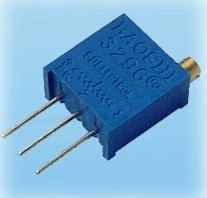 2 Pezzi 3296W-104 (100K) Precision can increase the potential 3296 potentiometer Regolabile Resistenze