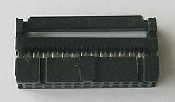 2 Pezzi 26 Position 2.54MM Pitch Femmina IDC Socket Flat Ribbon Cavo Connettore FC-26P