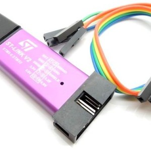 ST - Link V2 Mini Metal Shell STM8 STM32 Emulator Downloader Programmatore