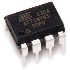 ATtiny85-20PU IC Circuiti Integrati