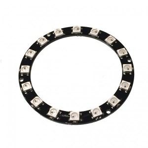 Neopixel 16 WS2812 5050 RGB LED Ring