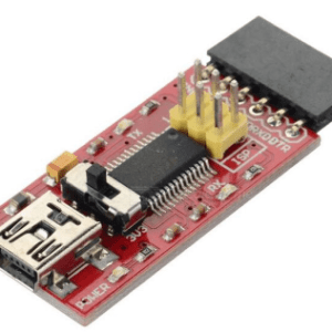 FTDI Basic Program Downloader USB to TTL ET232 Modulo Femmina Header
