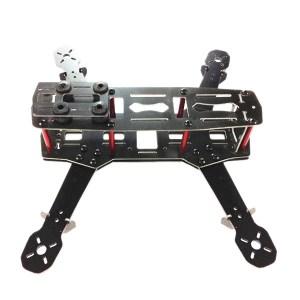 ZMR250 H250 Fiberglass Frame Kit 250mm Mini Quadcopter - BLACK