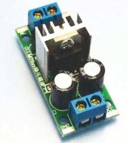L7805 LM7805 Three Terminal Voltaggio Regolatore Modulo