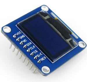 0.96inch OLED (B) Modulo Display 128*64 Pixel I2C IIC SPI Straight/vertical Pinheader with Chip Driver SSD1306