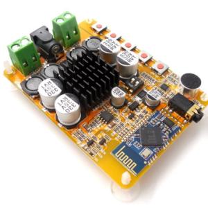 50W+50W TDA7492P Bluetooth CSR4.0 Audio Ricevitore Digitale Scheda di amplificazione