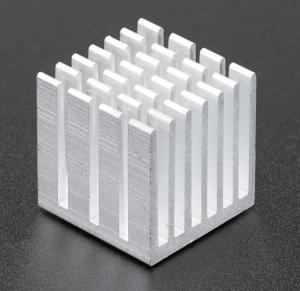 Dissipatore 15x15x15(mm)