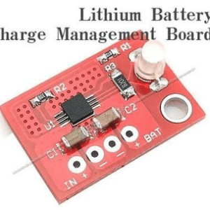 Solar charger / charging board dedicated single lithium / lithium polymer rechargeable CN3063