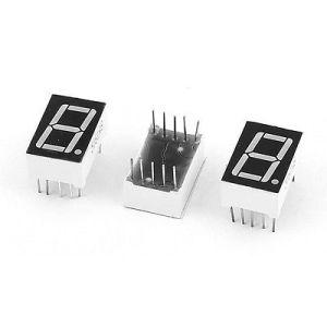 3 Pezzi 7 segmenti display anodo comune FND500