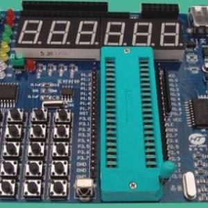 Guida introduttiva 51 scheda di apprendimento SCM, 51 scheda micro-controller, 51 scheda di sviluppo MCU