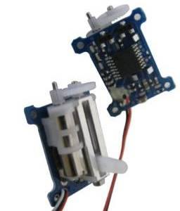 1.5g digitale servo ultra lineare funzione V-Tail GS-1502 (confezione da 2 pezzi)