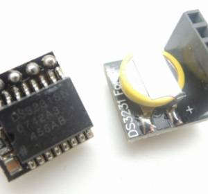 Modulo orologio DS3231 per Raspberry PI