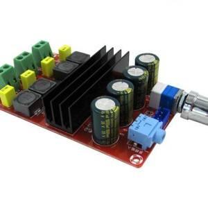 TDA3116D2 Tube Amplificatore audio digitale Scheda Amplificatore di potenza Amp 2.0 Classe D Stereo HIFI amplificatore DC 12V 24