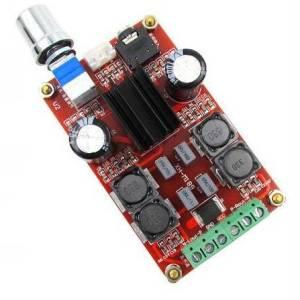 TPA3116 D2 50 W + 50 W Scheda amplificatore digitale stereo a doppio canale DC 5 V 24 V XH-M189