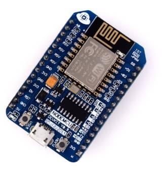 Scheda di sviluppo blu NodeMcu Lua IoT ESP8266-12E / 12F modulo wifi