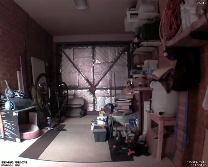 Raspberry Pi No-IR daylight camera shot