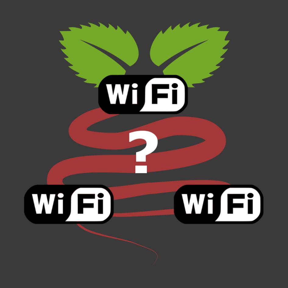 Raspberry Pi Multiple Wifi Networks
