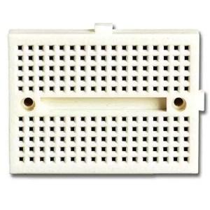 raspberryitalia demiawaking nichelatura mini breadboard 170prototipi per arduino shield bianco