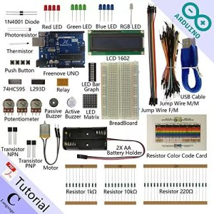 raspberryitalia freenove super starter kit for arduino beginner learning uno r3 mega nano