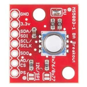 raspberryitalia roadromo scheda del modulo di breakout del sensore di pressione del gas