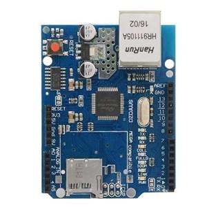 raspberryitalia smraza ethernet shield w5100 scheda di rete modulo per arduino uno r3 mega
