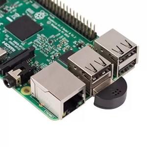 raspberryitalia sunfounder usb 20 mini microphone for raspberry pi 3 2 module b rpi 1
