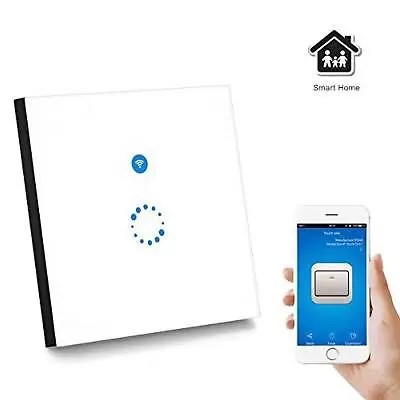 Sonoff WiFi Smart Touch Switch Pannello Google Home and eWeLink APP Cont