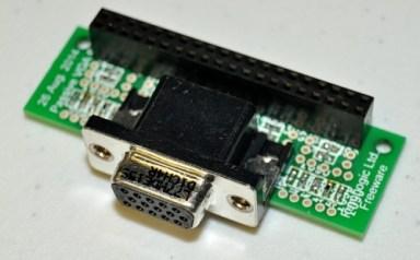 VGA My Pi 700 500x310 - Adaptador VGA de Gert para Raspberry Pi