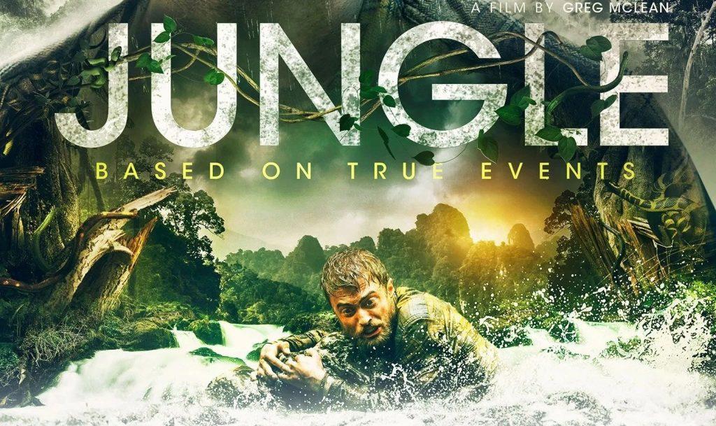 Review Film survival Jungle Daniel Radcliffe 2017 Movie - Rasssian