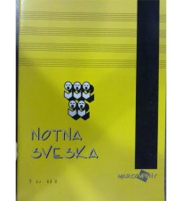 NOTNA SVESKA A4