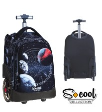 RANAC NA TOCKICE SCOOL RED PLANET SC.759