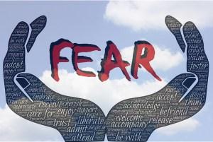 strach a ako sa ho zbaviť