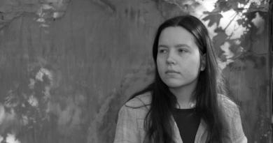 Eglė Perednytė. Zenono Baltrušio nuotrauka