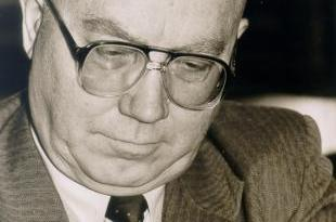 Petras Palilionis. Džojos Barysaitės nuotrauka