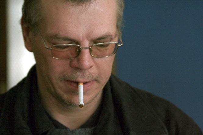 Tomas Arūnas Rudokas. Ričardo Šileikos nuotrauka