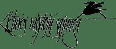 Rasytoju sajungos logo