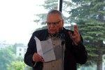 Algimantas Baltakis. Benedikto Januševičiaus nuotrauka