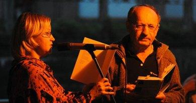 Laima Masytė ir Zdravko Kecmanas. Benedikto Januševičiaus nuotrauka