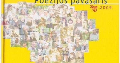 Poezijos pavasario almanachas 2009