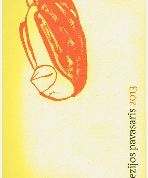 almanacho viršelis 2013