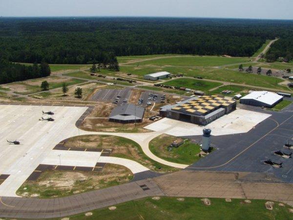 Army Aviation Support Facility, Camp Beauregard