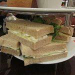 Caffe Concerto Finger Sandwiches