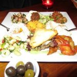 Gallipoli Again Mixed Mezze