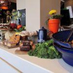 Kentish Canteen Food Display