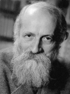 Martin Buber - a great thinker and a fun name to say.
