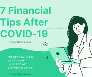 7 Personal finance tips after COVID-19