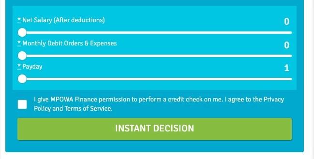 How Mpowa Finance Payday Loans work?