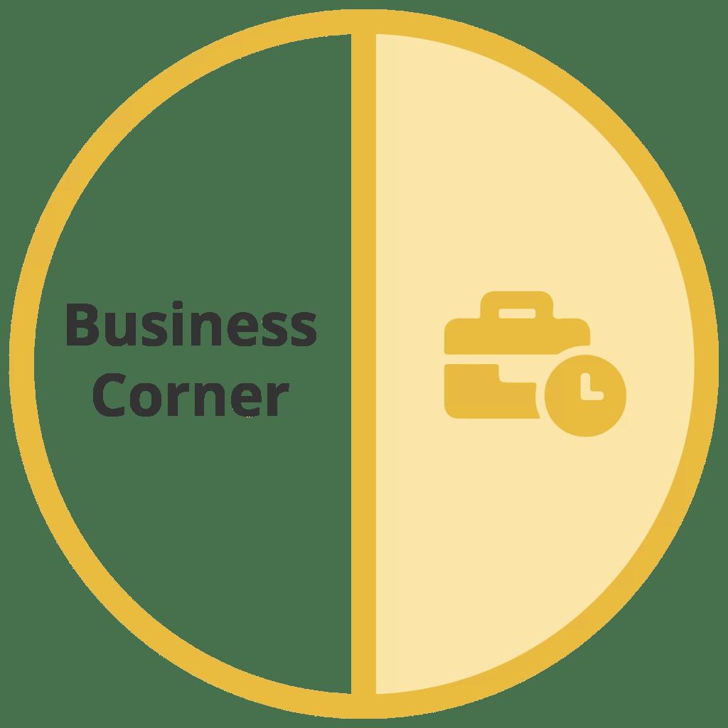Business Corner