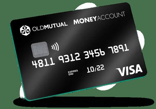 old mutual account card
